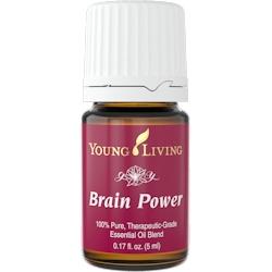 Brain Power Therapeutic Grade Essential Oil Blend