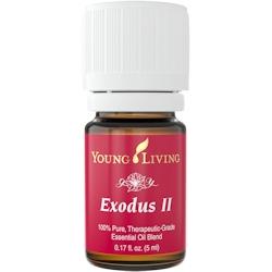 Exodus Therapeutic Grade Essential Oil Blend