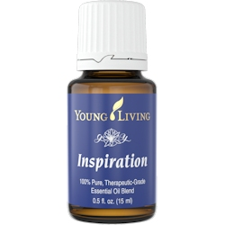 Inspiration Therapeutic Grade Essential Oil Blend