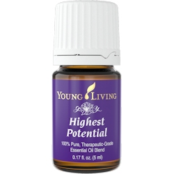 Highest Potential Therapeutic Grade Essential Oil Blend