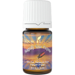 Magnify Your Purpose Therapeutic Grade Essential Oil Blend