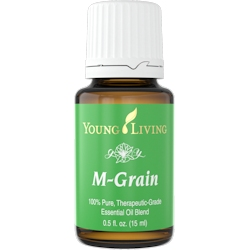 M-Grain Therapeutic Grade Essential Oil Blend