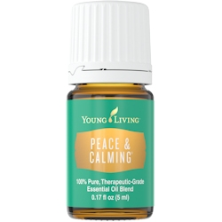 Peace & Calming Therapeutic Grade Essential Oil Blend