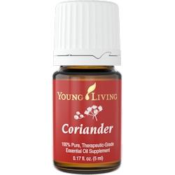 Therapeutic Grade Coriander Essential Oil