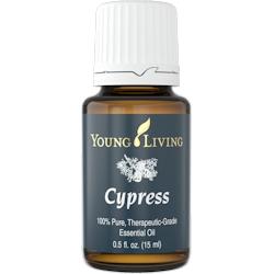 Therapeutic Grade Cypress Essential Oil