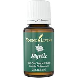 Therapeutic Grade Myrtle Essential Oil