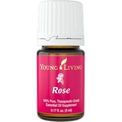Therapeutic Grade Rose Essential Oil